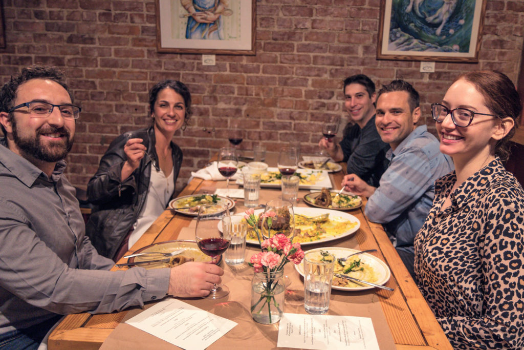 Dining Experience at Turntable Supper Club