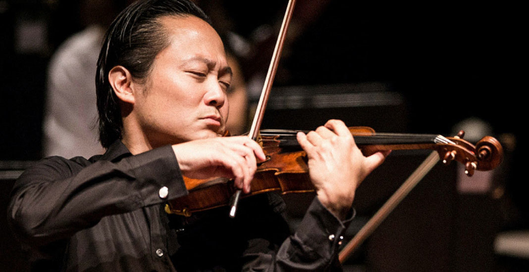 Scott Yoo - Music Director of Festival Mozaic