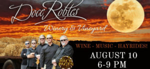 Doce Robles Sunset Wines