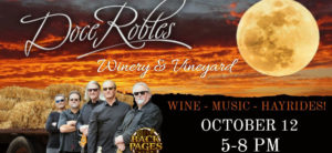 Doce Robles Sunset Wines & Full Moon Vines