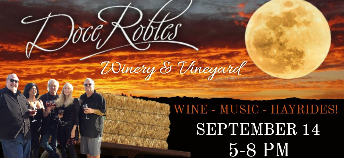 September Sunset & Wines Hayride