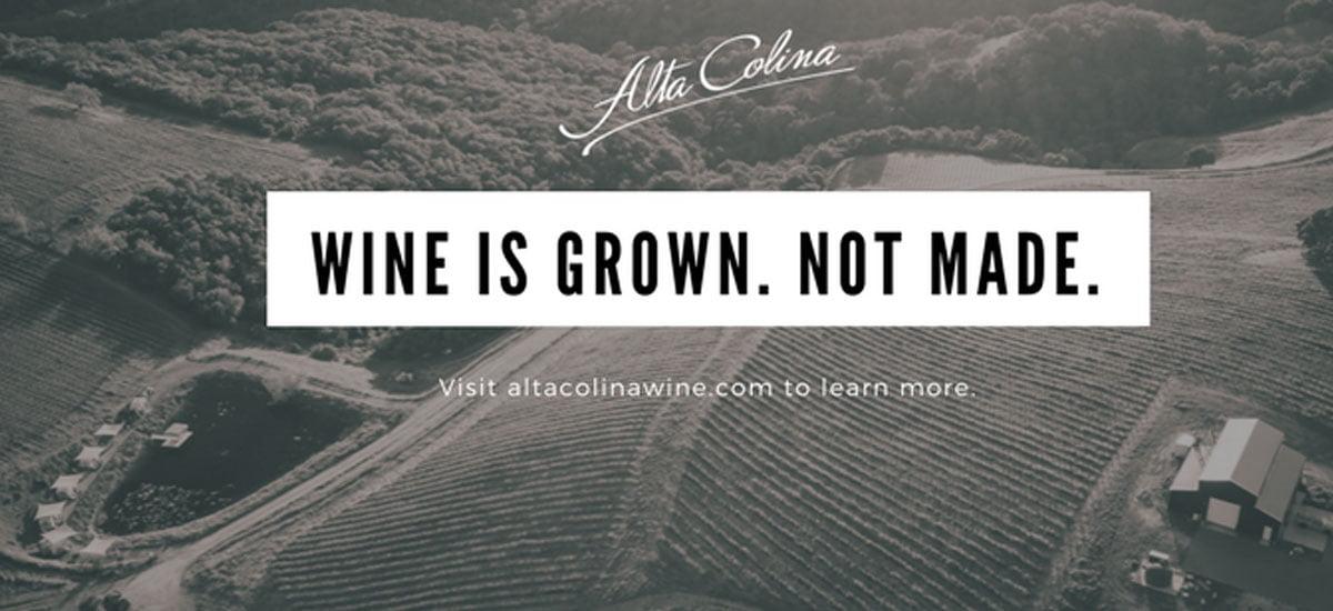 Alta Colina Wine