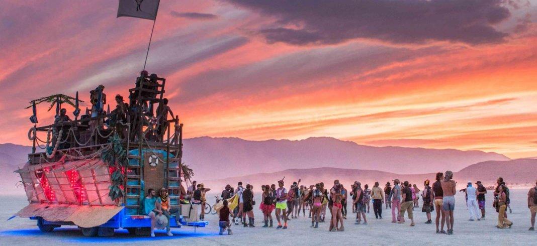 Burning Man San Luis Obispo