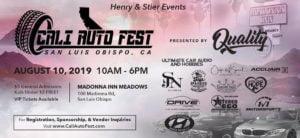Cali Auto Fest