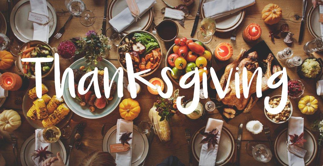Thanksgiving Dinner San Luis Obispo County 2019 Enjoyslo